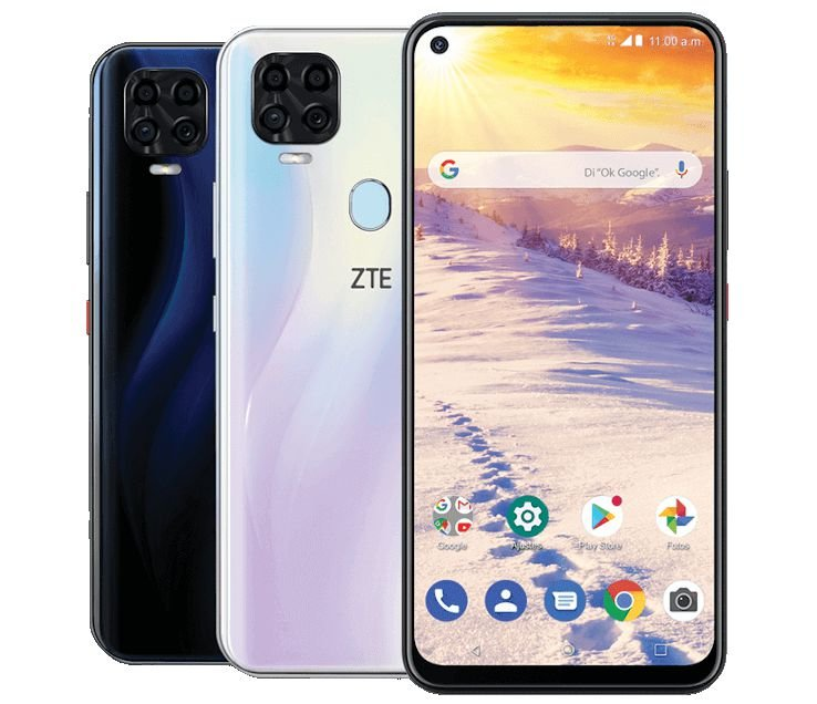 ZTE Blade V2020 now official in Mexico with Mediatek Helio P70 1