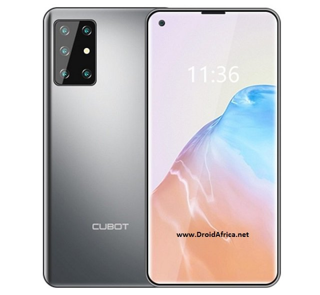 Cubot X30 specifications features and price