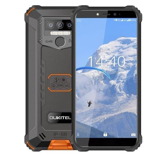 Oukitel WP5 Pro specifications features and price