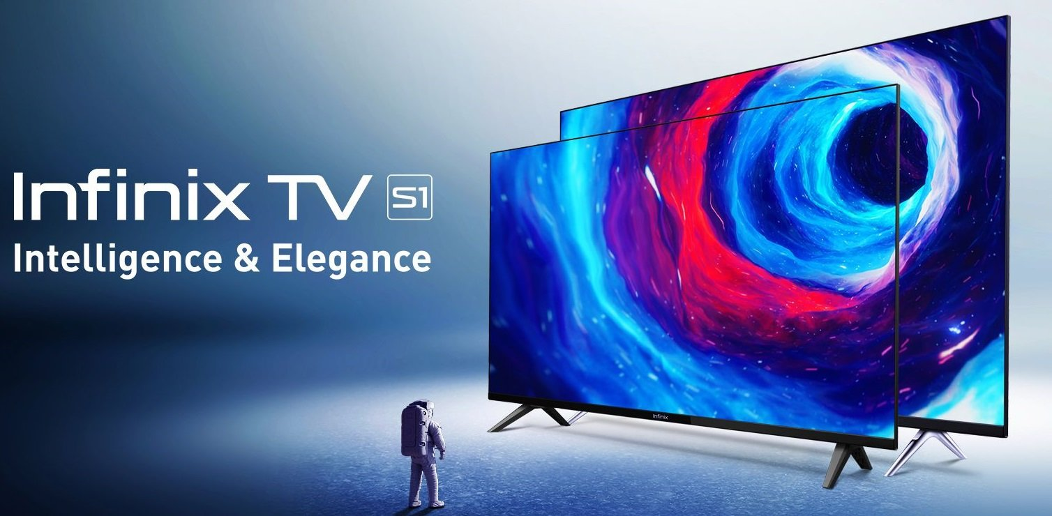 """First Infinix smart TV-series S1 with 43"""" and 55"""" screen announced 5"""