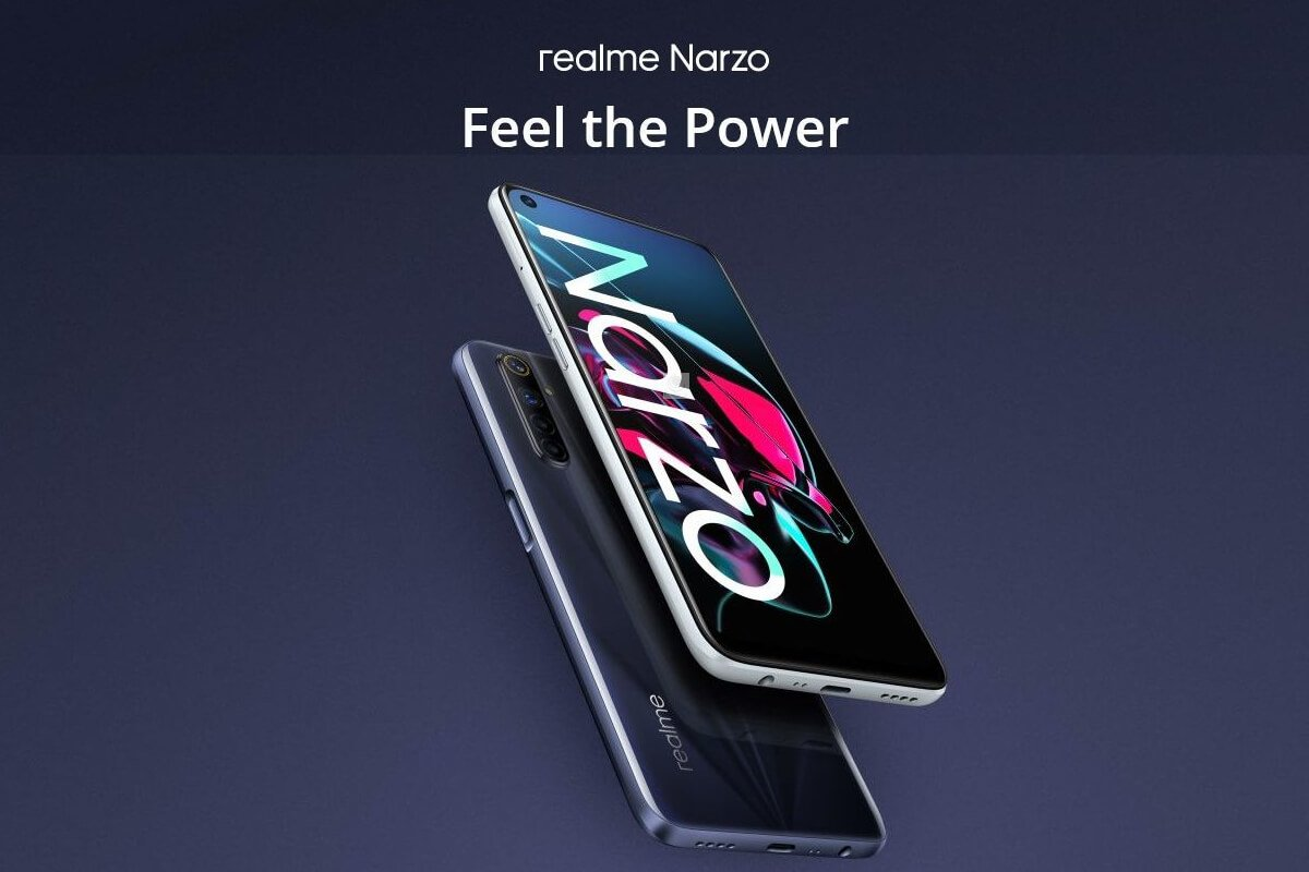 Not 10 or 10a, this is just realme Narzo with Helio G90T 1