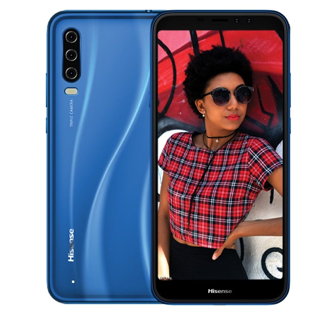 HiSense E30 specifications features and price