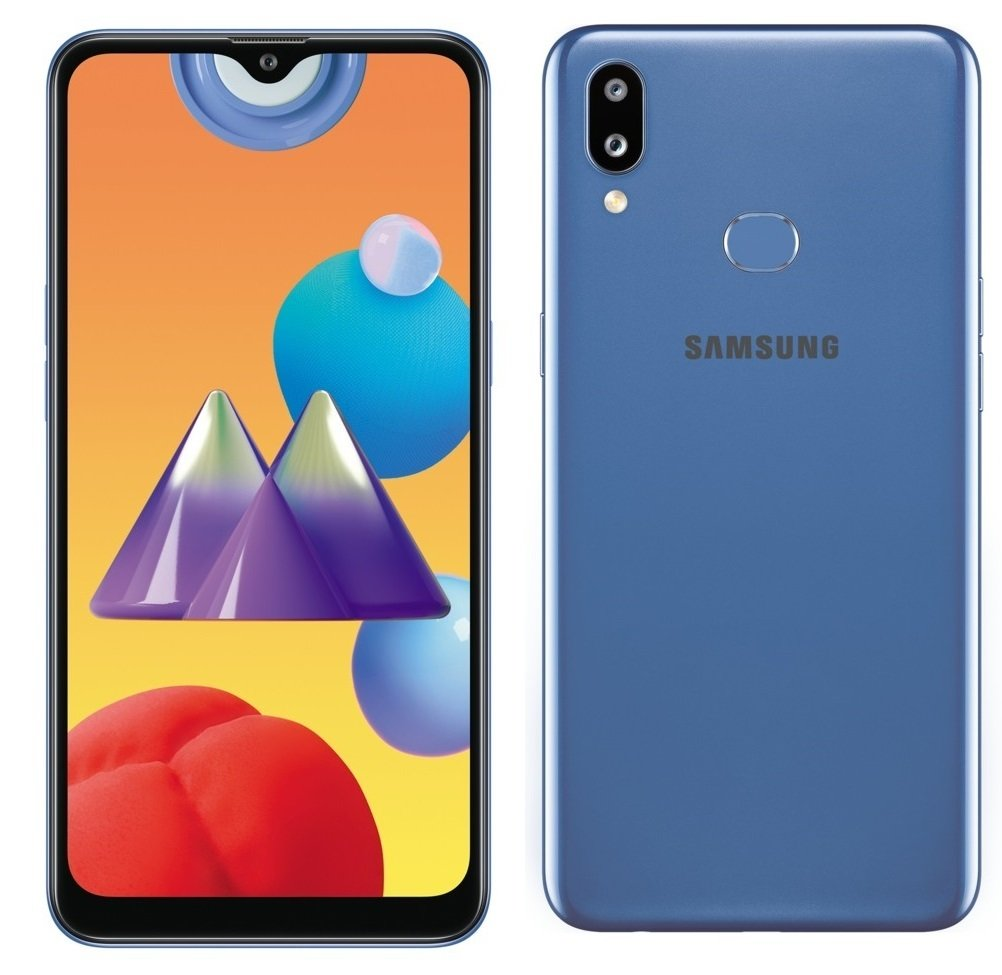 Samsung Galaxy M01s brings missing features of M01 in a larger display 1
