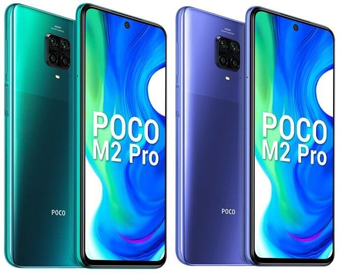 Poco M2 Pro arrives in India with Rs. 13999 price tag and 5000mAh battery 1
