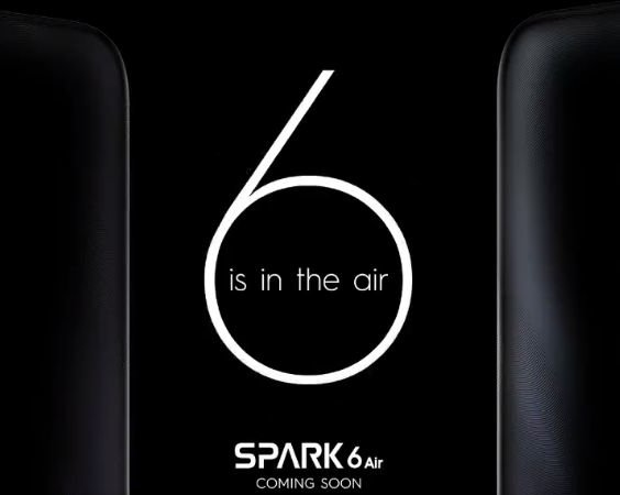 Tecno Spark 6 Air will be announced in India tomorrow 1