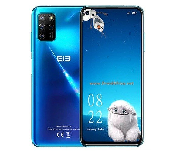 ElePhone U5 specifications features and price