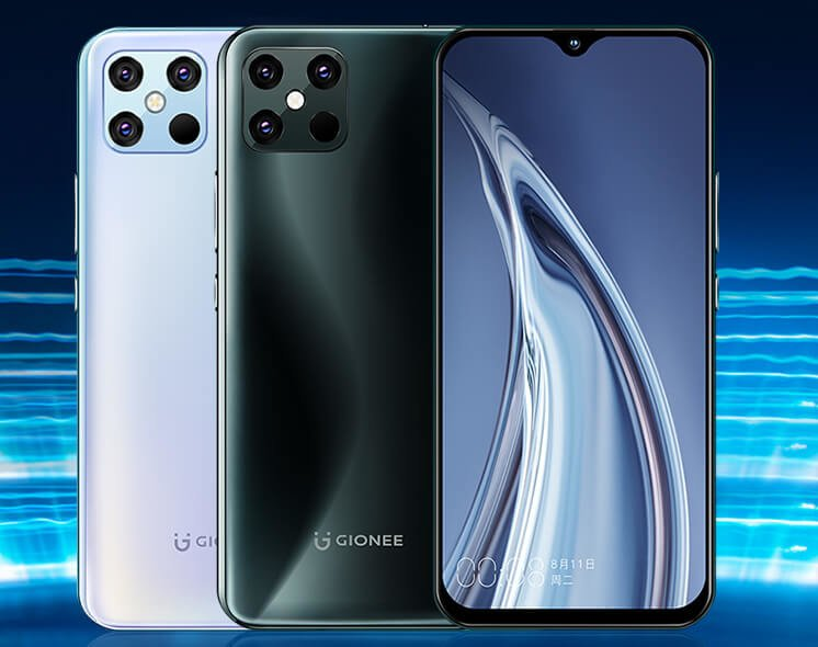 New Gionee K3 Pro has Helio P60 and 6.53-inches display 43