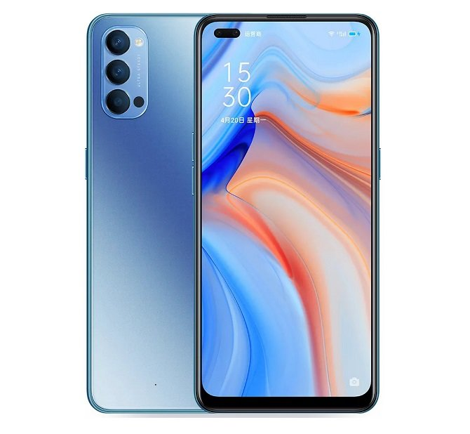 Oppo Reno 4 specifications features and price