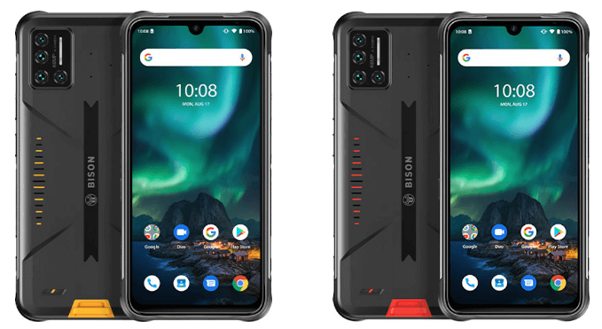 UMi officially steps into the rugged wing with the new UMiDIGI Bison 4