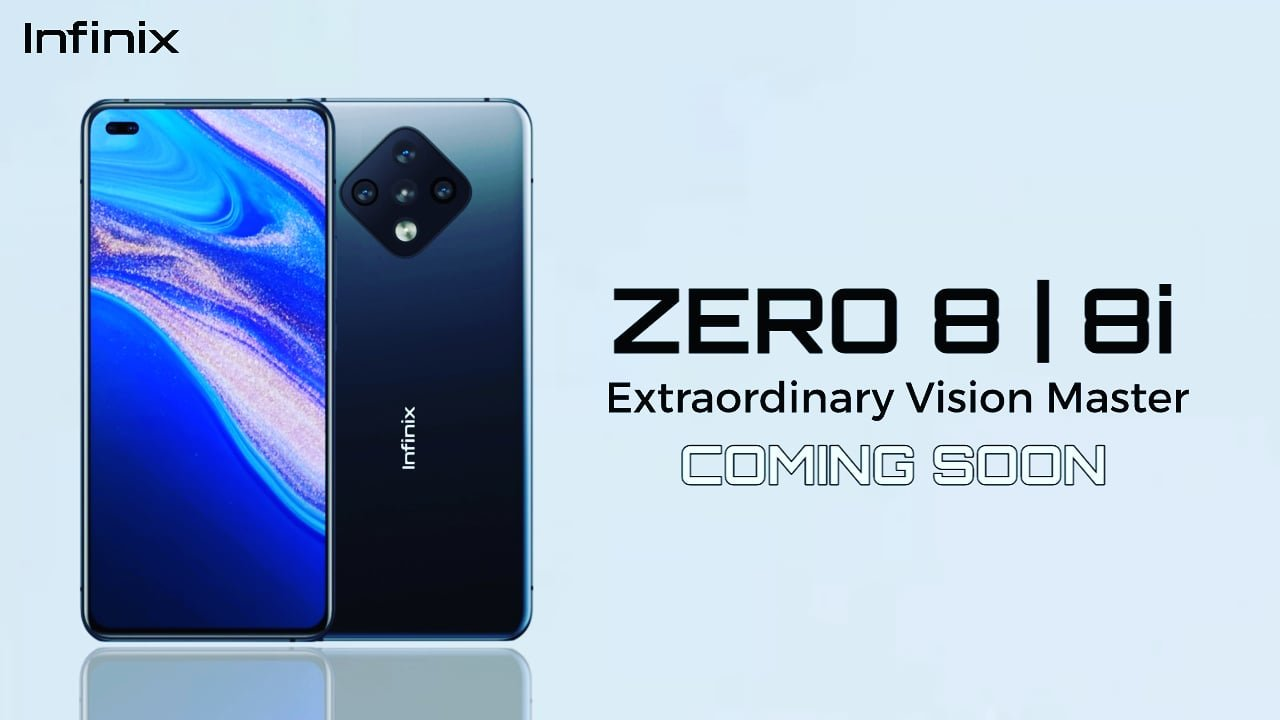 Upcoming Infinix Zero 8 will have 8GB RAM and 90Hz refresh rate 2