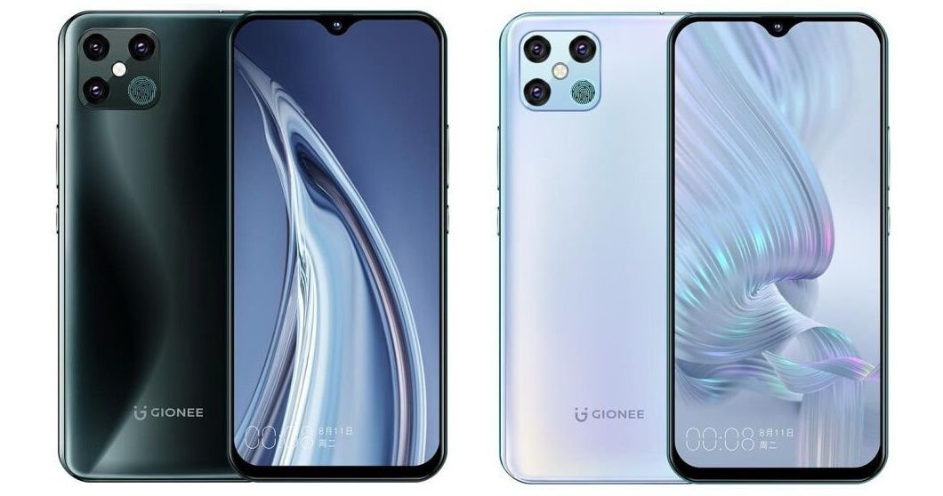 gionee k3 pro colors