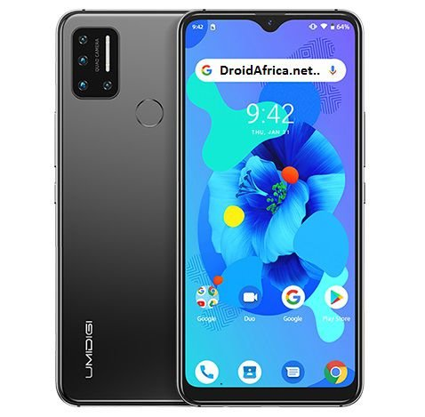 UMiDIGI A7 specifications features and price