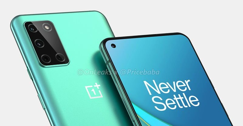 OnePlus 8 Pro renders reveal a punch-hole display and four cameras 4