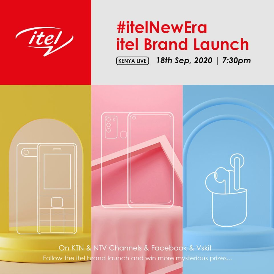 iTel to launch first smartphone with punched screen today 1