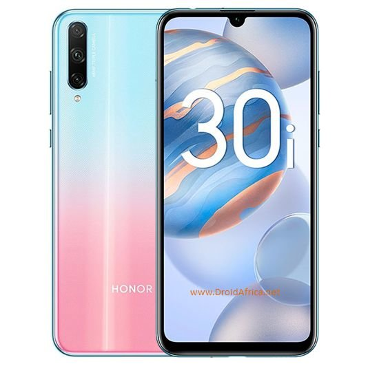 Honor 30i specifications features and price