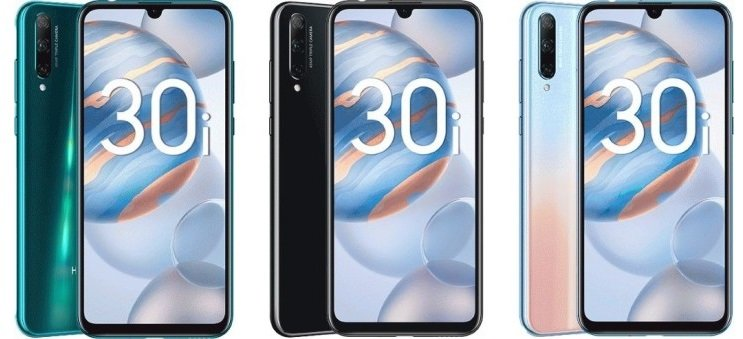 Honor 30i, Huawei Y8p look-a-like is headed to Russia 1