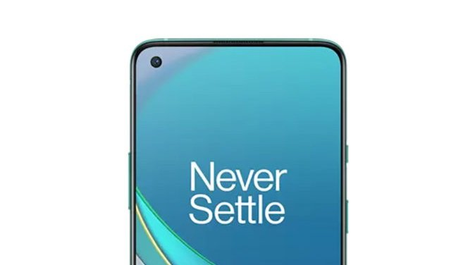This is probably your first peak at the upcoming OnePlus 8T 2