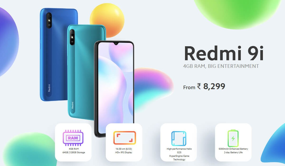 indian redmi 9i
