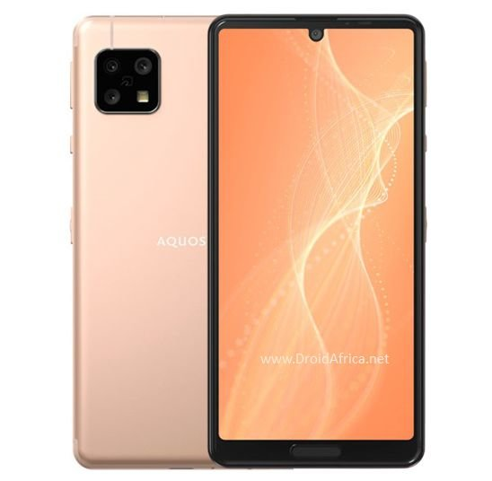 Sharp Aquos Sense5G specifications features and price