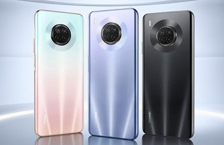 Huawei Y9a arrives in Africa, starting from Ghana 2