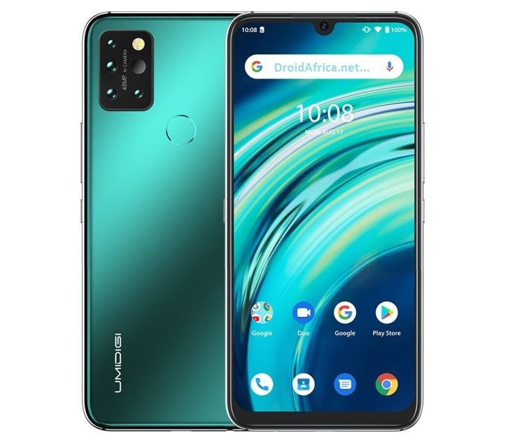 UMiDIGI A9 Pro specifications features and price
