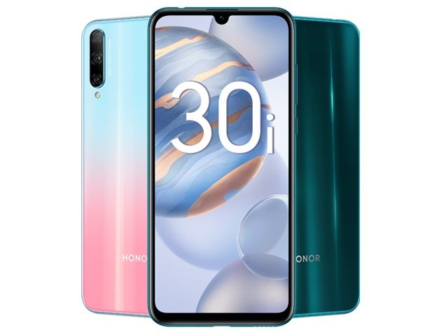 Honor 30i now official, driven by Huawei's Kirin 710F 1