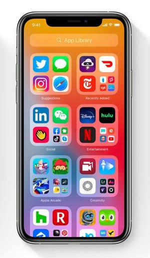 Top 6 features of iOS14, iPadOS14 and the devices getting them 44