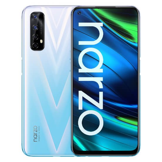 Realme Narzo 20 Pro specifications features and price
