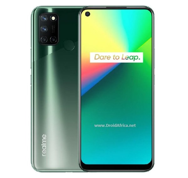 Realme 7i specifications features and price