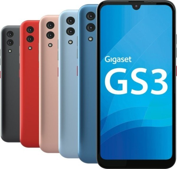 Gigaset GS3 review