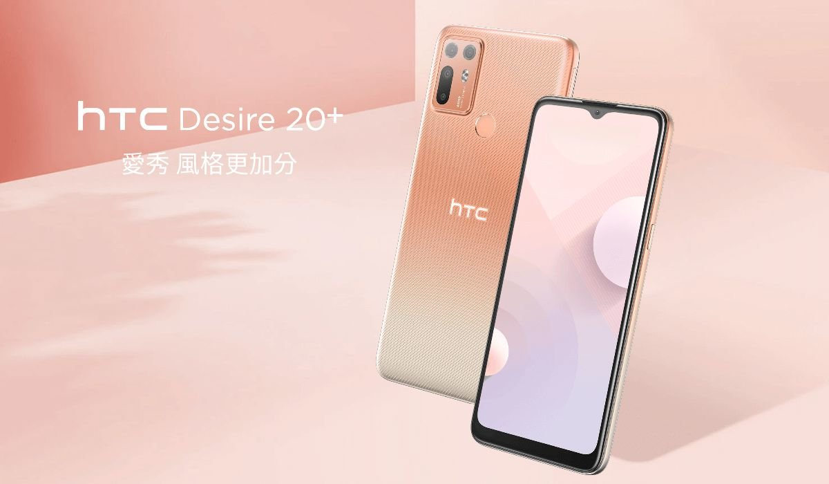 HTC Desire 20 Plus with Snapdragon 720G Released in Taiwan 1