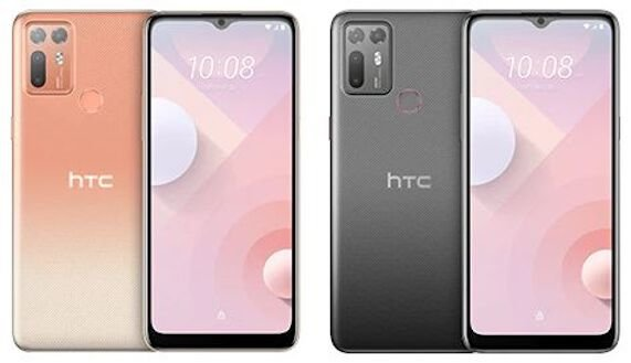 HTC Desire 20 Plus with Snapdragon 720G Released in Taiwan 3
