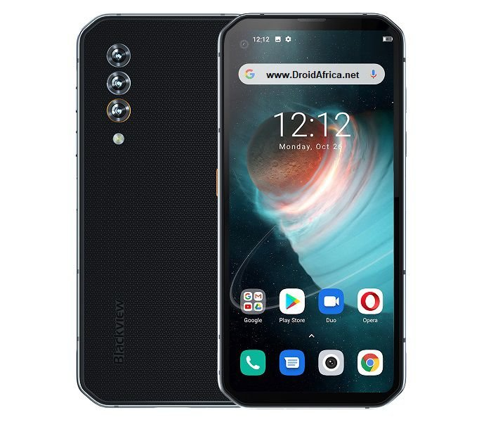 Blackview BL6000 Pro 5G specifications features and price