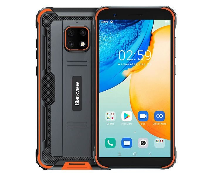 Blackview BV4900 Pro specifications features and price