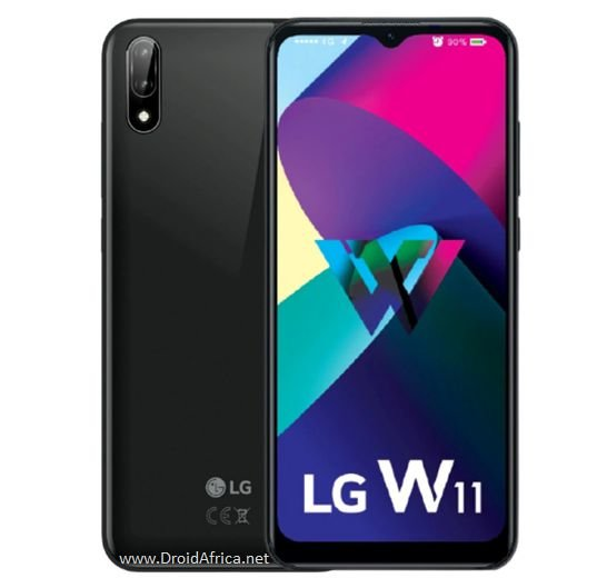 LG W11 specifications features and price