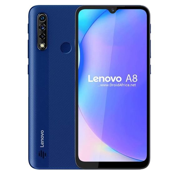 Lenovo A8 specifications features and price