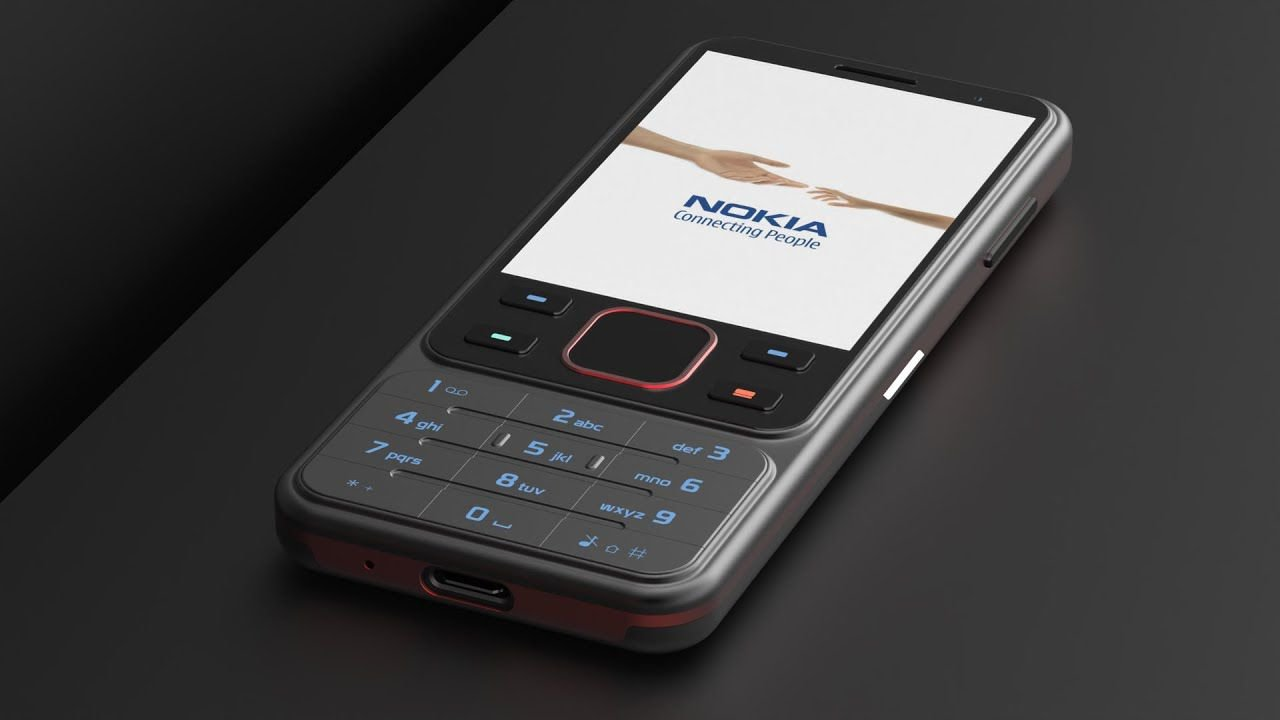 HD renders of upcoming Nokia 6300 (2020) are here 4