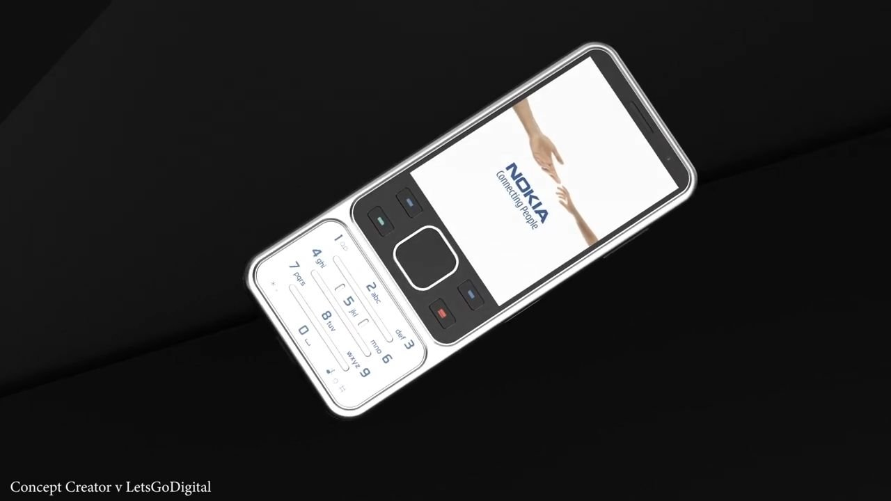 HD renders of upcoming Nokia 6300 (2020) are here 3