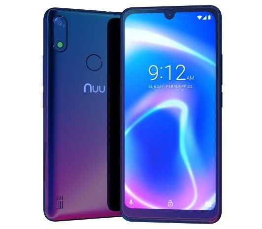 NUU Mobile X6 Plus