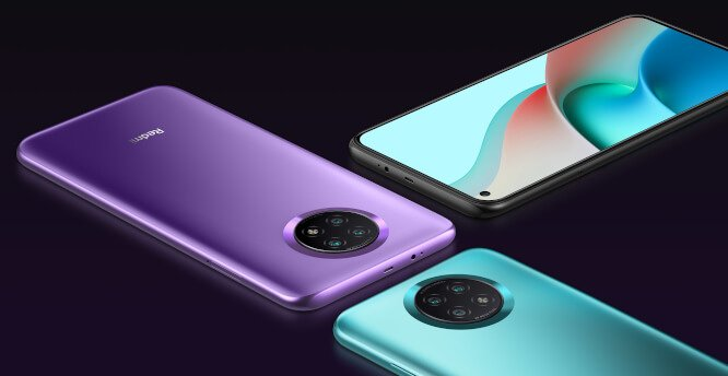It Official: Redmi Note 9 4G, Note 9 5G and Note 9 Pro 5G are unveiled 2