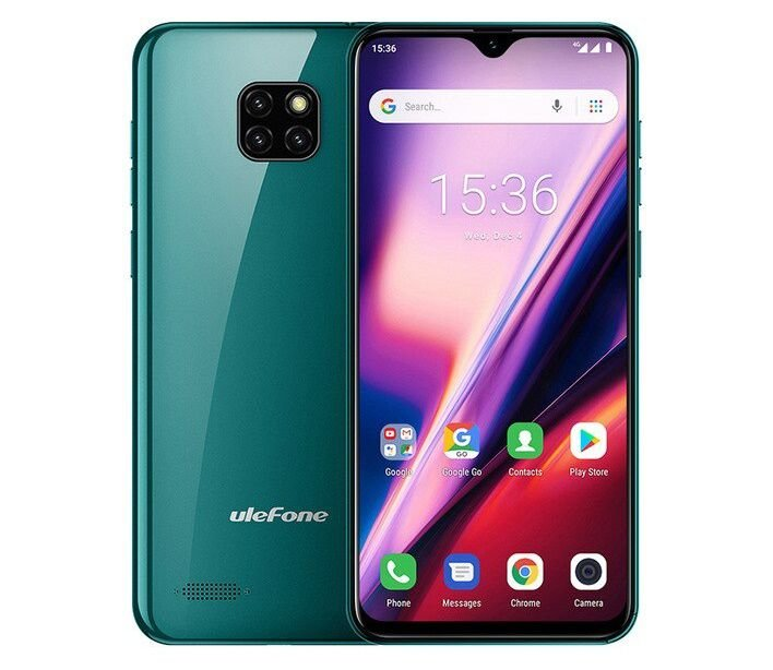 Ulefone Note 7T specifications features and price