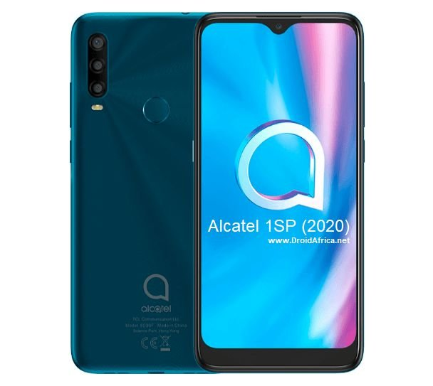 Alcatel 1SP (2020) specifications features and price