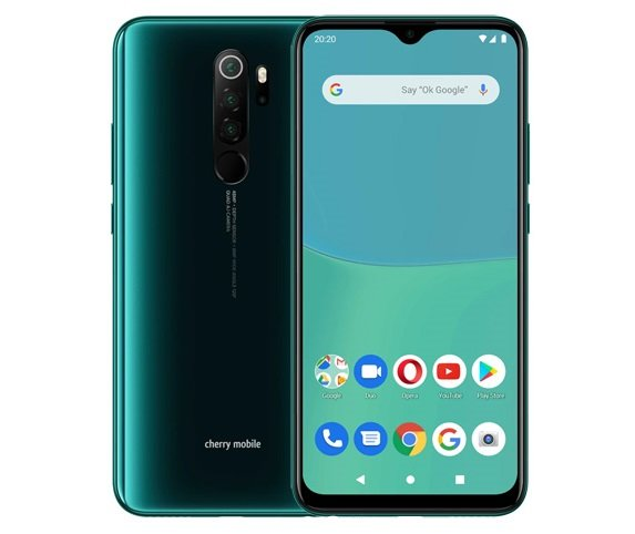 Cherry Mobile Aqua S9 Max specifications features and price