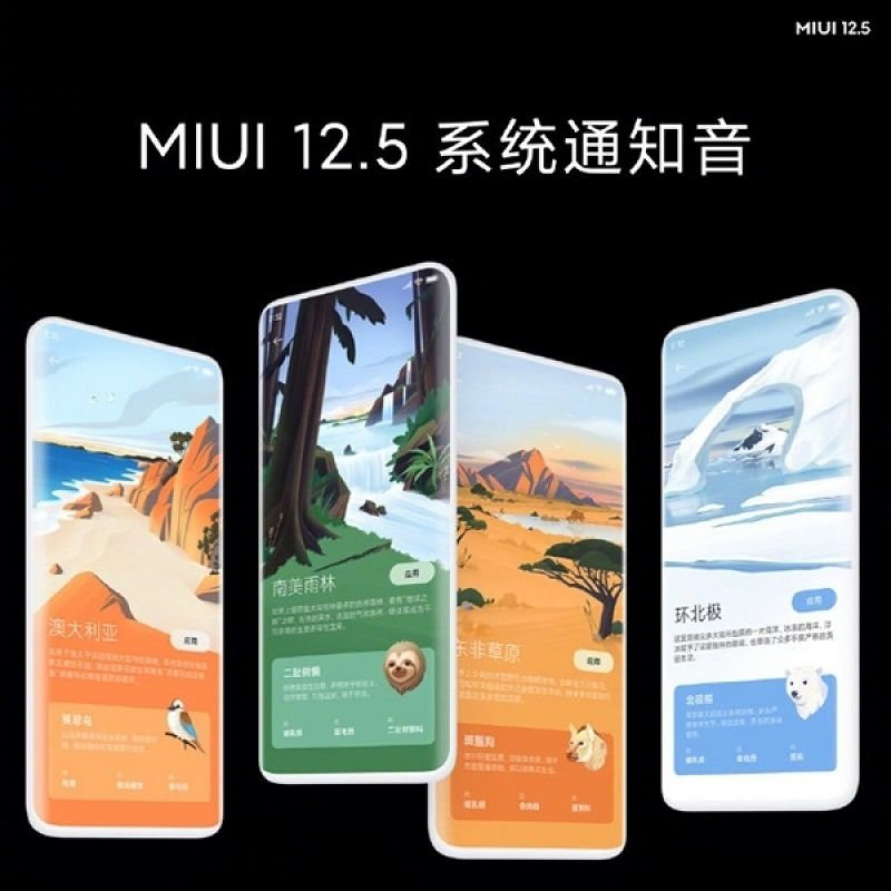 Xiaomi introduces lighter & faster MIUI 12.5; available to all device with 12 3