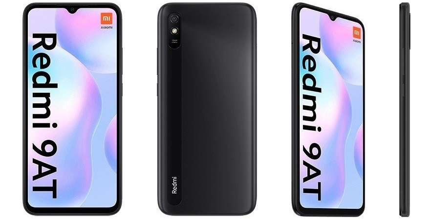 Xiaomi Redmi 9AT colors and review