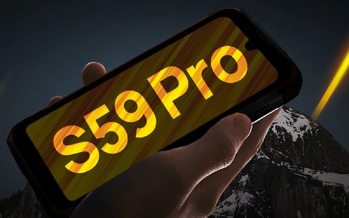 Care for a large battery rugged smartphone? Try Doogee's new S59 Pro 2