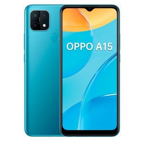 Oppo A15 specifications features and price