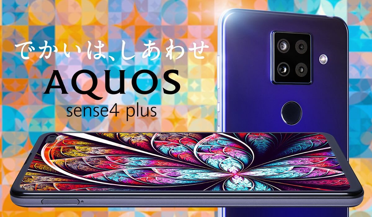Sharp officially brings Aquos Sense4 Plus to the Indonesian market 1