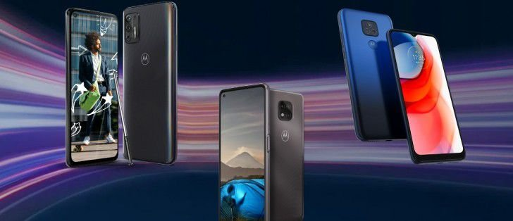 Four new smartphones arrives from Motorola; Snapdragon 750 tops the chart 1