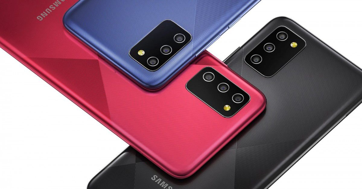 Galaxy M02s with 5000mAh battery released in India, priced at Rs. 8,999 2